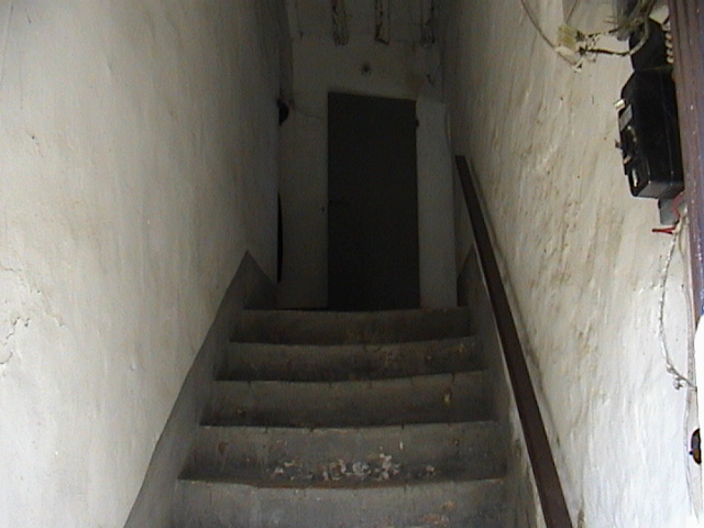 Up the stairs - Nov 02